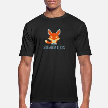 Cun A Cunning Fox - Men's Breathable T-Shirt