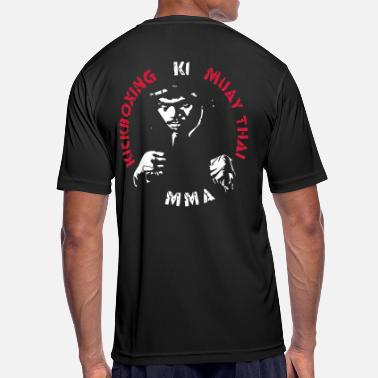 Mma MMA Fighter Face | 2 coloris - T-shirt sport Homme