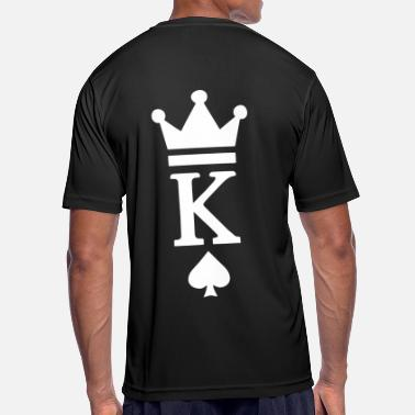 Pik KING CROWN PIK - Men's Sport T-Shirt