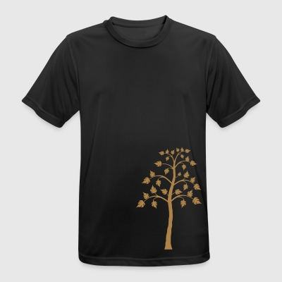 tree 4 - Men's Breathable T-Shirt