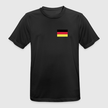 Germany - Men's Breathable T-Shirt