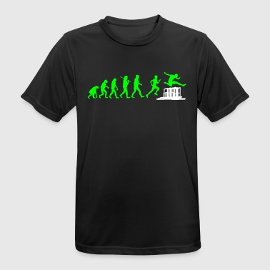 Evolution - Run & Jump - Männer T-Shirt atmungsaktiv