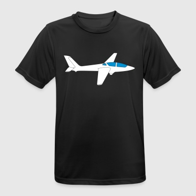 Glider aerobatic gift - Men's Breathable T-Shirt