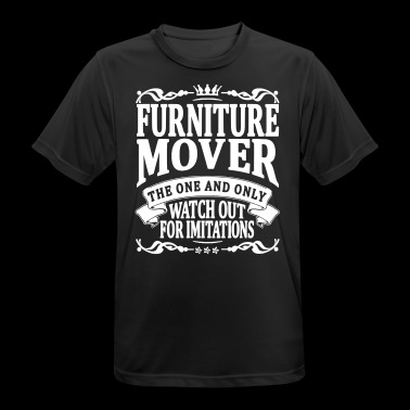 furniture mover the one and only - Men's Breathable T-Shirt