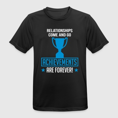 Relationship game - Männer T-Shirt atmungsaktiv