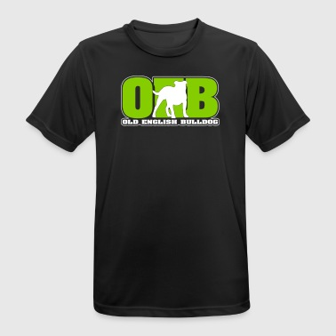 OLD ENGLISH BULLDOG OEB - Männer T-Shirt atmungsaktiv