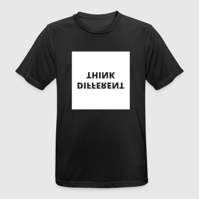 THINK DIFFERENT - Men's Breathable T-Shirt