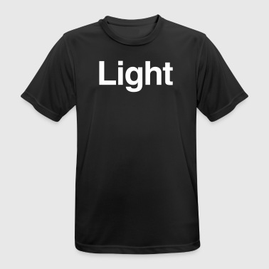 Light - Camiseta hombre transpirable