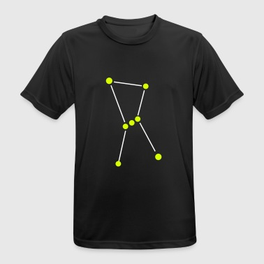 Star constellation Orion - Men's Breathable T-Shirt