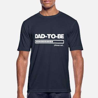 Dad To Be Dad-to-Be - Men's Sport T-Shirt