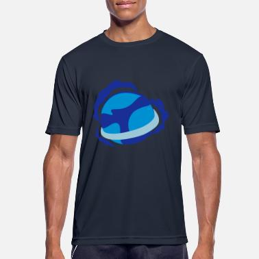 Blue Planet - Men's Sport T-Shirt