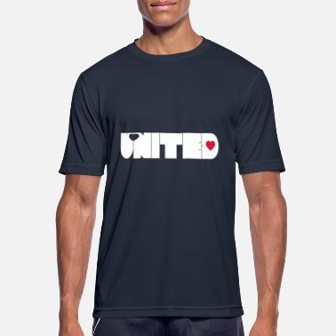 United UNITED - Sports T-shirt mænd
