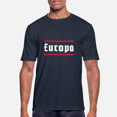 Europa Europa europe nationalism - Men's Sport T-Shirt