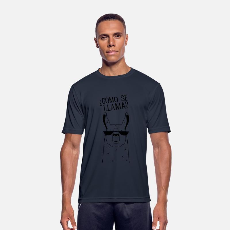 7e309df07cb52 ¿Cómo Se Llama  Camiseta deportiva hombre