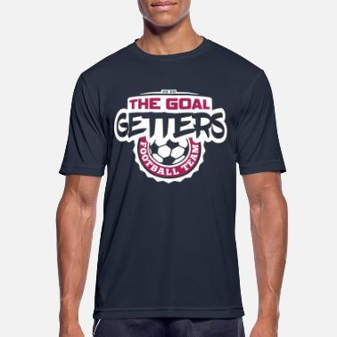 Wogball The Goal Getters - Football Team - Men's Breathable T-Shirt