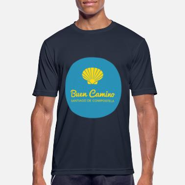 Camino 3 - Men's Breathable T-Shirt
