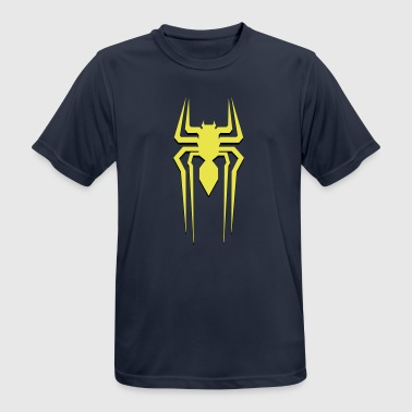 spiderman yellow - Men's Breathable T-Shirt