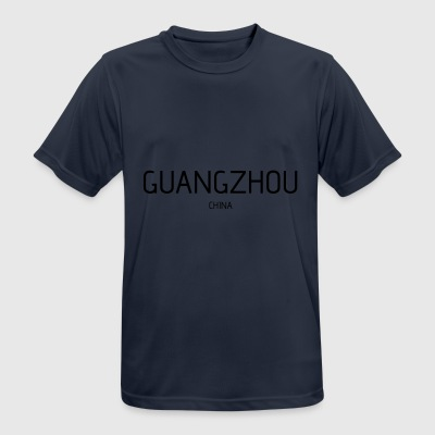 guangzhou - Men's Breathable T-Shirt