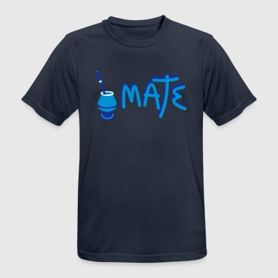 Mate Argentino - Men's Breathable T-Shirt
