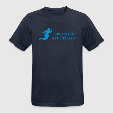 SWORD OF AYUTTHAYA - Men's Breathable T-Shirt