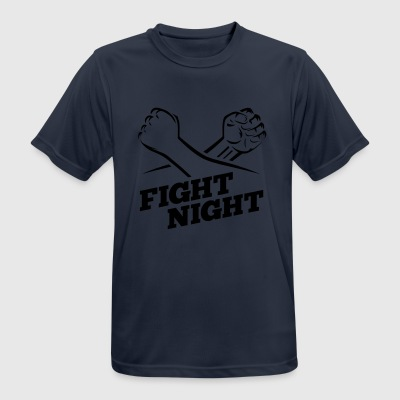 Fight Night boxe Kickboxing - T-shirt respirant Homme