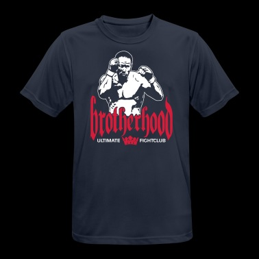 Brotherhood FC - Männer T-Shirt atmungsaktiv