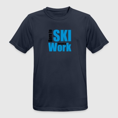 ski - Men's Breathable T-Shirt
