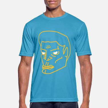 Rage Face Comic face - Men's Sport T-Shirt