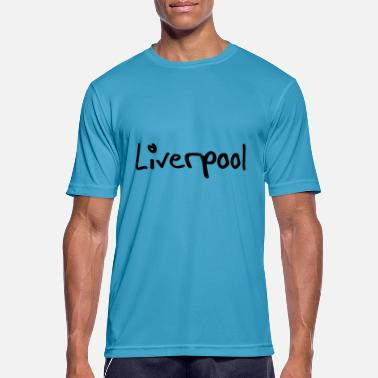 Liverpool liverpool - T-shirt sport Homme