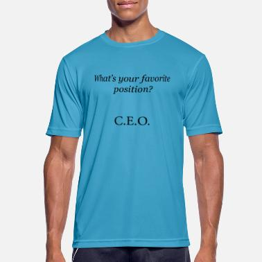 Ceo CEO - Men's Breathable T-Shirt