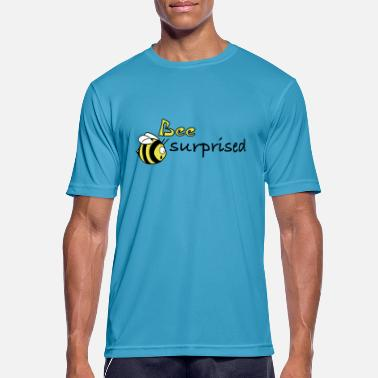 Surprise abeille surprise - T-shirt respirant Homme