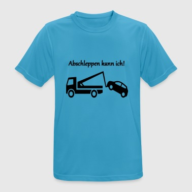 I can tow - Men's Breathable T-Shirt