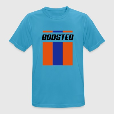 Boosted stripes - Men's Breathable T-Shirt