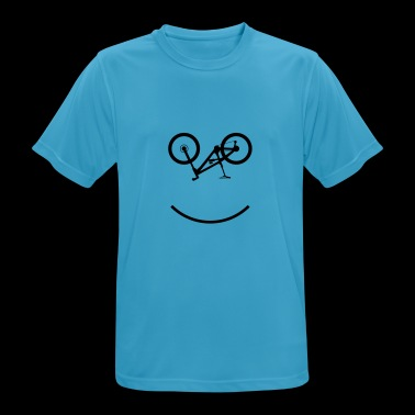 Enduro Bike - Men's Breathable T-Shirt