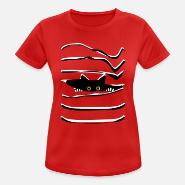 Pussys Pussy - Women's Breathable T-Shirt