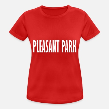 Game Park pleasNT park - Women's Breathable T-Shirt