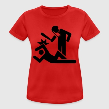Demonstration racket - Women's Breathable T-Shirt