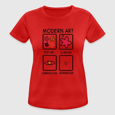 2541614 122757476 Art - Women's Breathable T-Shirt
