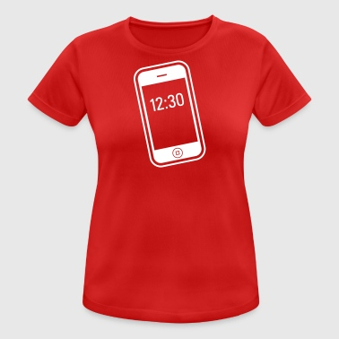 IPhone / Smartphone - Women's Breathable T-Shirt