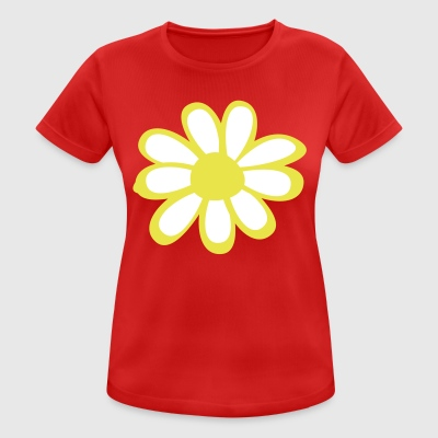 2541614 13548578 flower - Women's Breathable T-Shirt