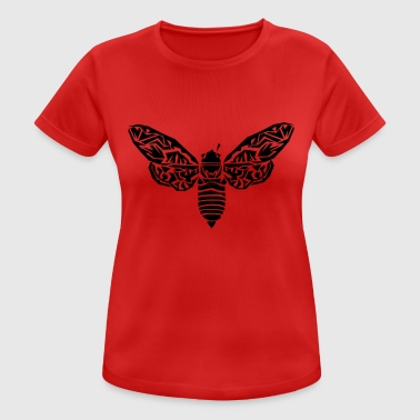 moth - Women's Breathable T-Shirt