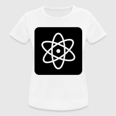 Attention: atomic physics - Women's Breathable T-Shirt