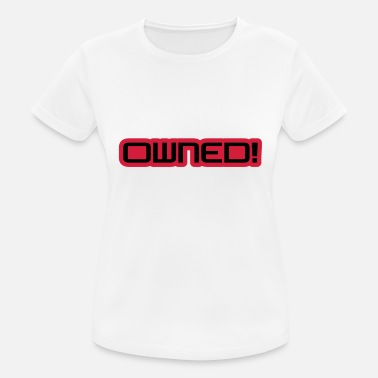 Owned owned - T-shirt sport Femme
