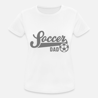 Soccer Tanks Soccer DAD - Women's Sport T-Shirt