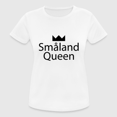Smaland Queen Ropa deportiva - Camiseta mujer transpirable