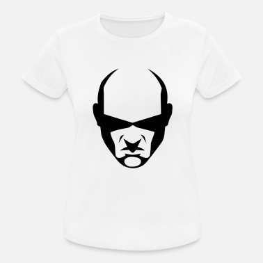 balded head - Women's Sport T-Shirt