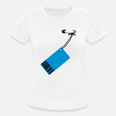 Price Tag Price-tag - Women's Sport T-Shirt