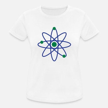 Atomic Atomic model - Vrouwen sport T-shirt