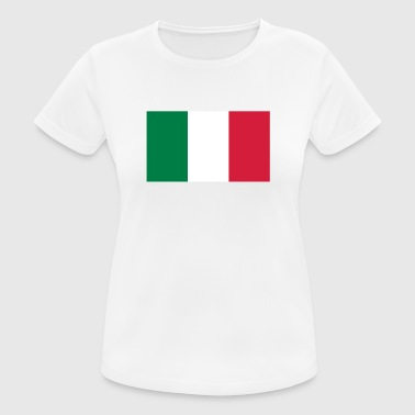 National Flag of Mexico - Women's Breathable T-Shirt