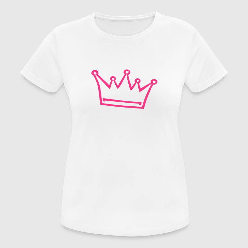 crown, princess, prince - Women's Breathable T-Shirt